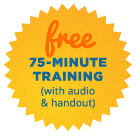 Free 75-minute Training!